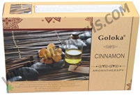 Goloka Incense - Aromatherapy Series Cinnamon