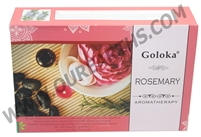 Goloka Incense - Aromatherapy Series Rosemary