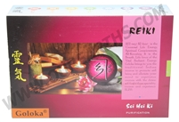 Goloka Incense - Reiki Series - Sei Hei Ki (Purification)