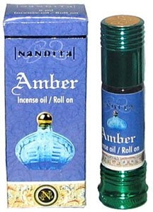 Nandita Body Oil - Amber