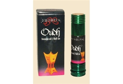 Oudh - Nandita Perfume Body Oil