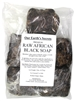 Our Earth's Secrets - Premium Raw African Black Soap - 5 Lbs Natural Soap