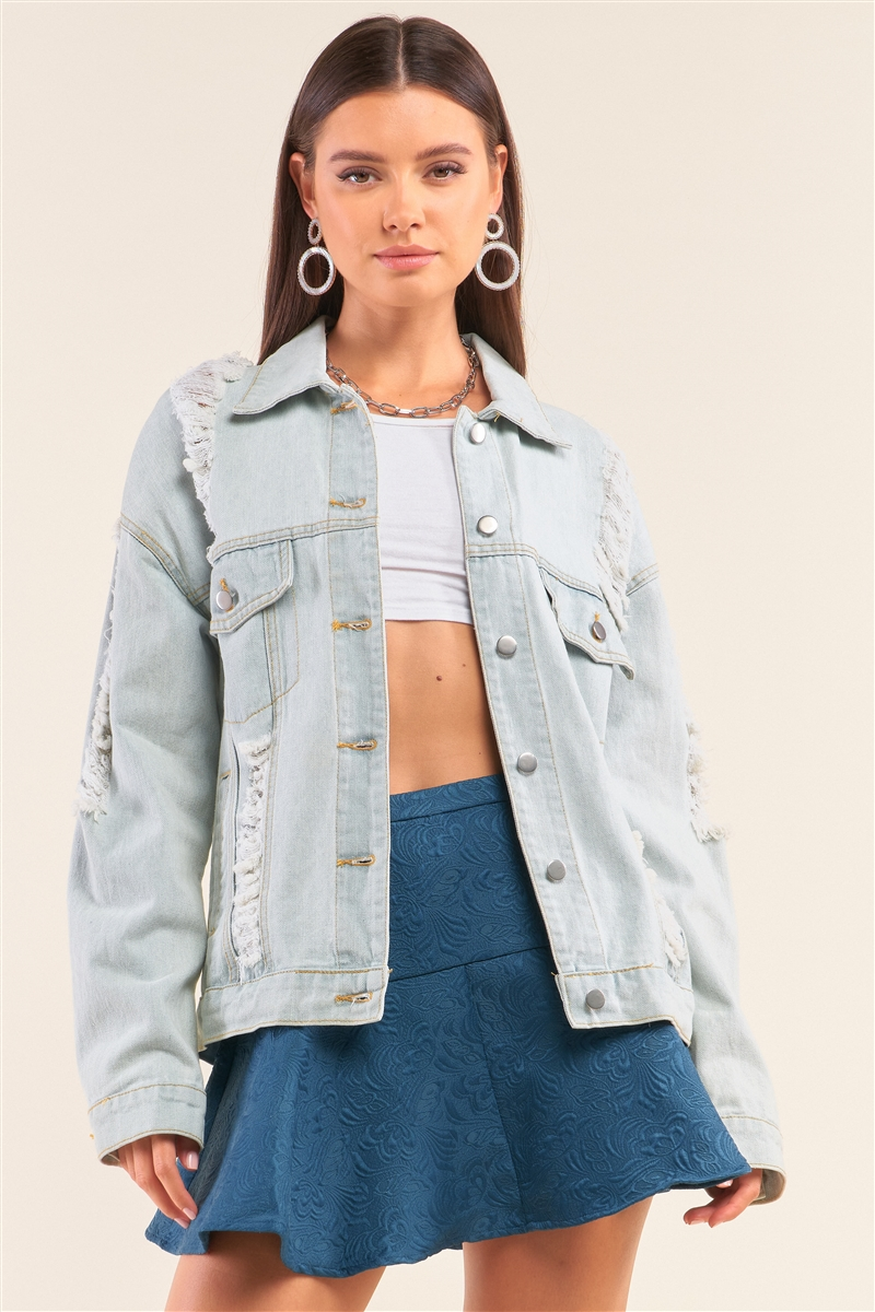 Dark Turquoise High Waisted Brocade Embroidered Flare Mini Skirt /1-2-2-1