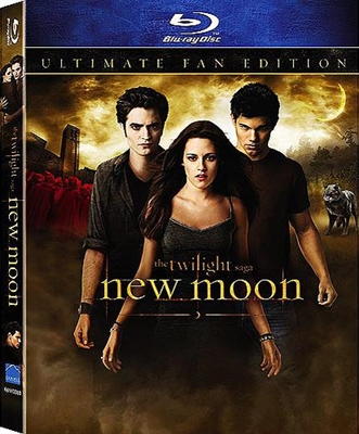 The Twilight Saga: New Moon - Ultimate Fan Edition (Exclusive)