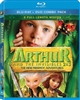 Arthur and the Invisibles 2 & 3: New Minimoy Adventures (BD/DVD)
