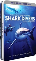 Shark Divers: Documentary Collection (Steel Tin)(BD/DVD)(G1)