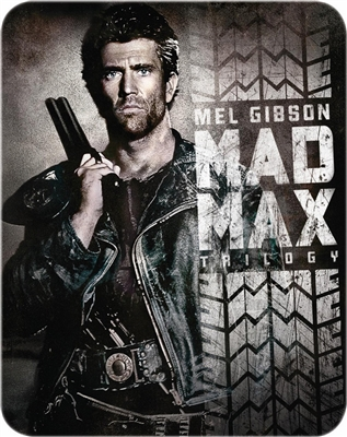 The Mad Max Trilogy (Metal Tin)