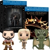 Game of Thrones: Season 1-2 Pack w/ 3 Vinyl Figurines (BD/DVD + Digital Copy)(Exclusive)