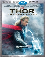 Thor: The Dark World 3D (BD + Digital Copy)