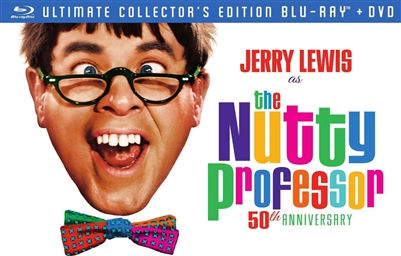 The Nutty Professor: Ultimate Collectors Anniversary Edition (BD/DVD/CD)