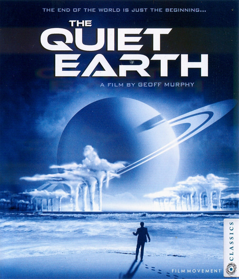 The Quiet Earth Book
