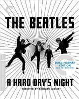 The Beatles: A Hard Day's Night: Criterion Collection (BD/DVD)(DigiPack)