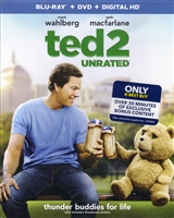 Ted 2: Unrated w/ Bonus Disc (BD/DVD + Digital Copy)(Exclusive)