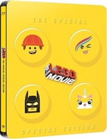 The Lego Movie: Special Edition SteelBook (UK)
