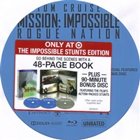 Mission: Impossible - Rogue Nation Bonus Disc (Exclusive)