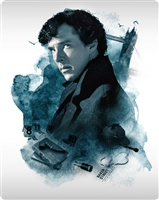 Sherlock: Series 3 SteelBook (UK)