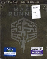 The Maze Runner SteelBook (BD/DVD + Digital Copy)(Exclusive)