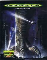 Godzilla Full Slip SteelBook (China)(1998)(Blufans)