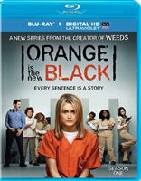 Orange is the New Black: Season 1 (BD + Digital Copy)