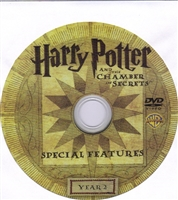 Harry Potter and the Chamber of Secrets DVD Bonus Disc