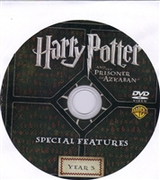 Harry Potter and the Prisoner of Azkaban DVD Bonus Disc