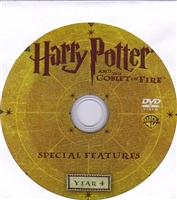 Harry Potter and the Goblet of Fire DVD Bonus Disc