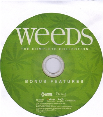 Weeds: The Complete Series Bonus Disc