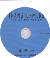 Transformers: Age of Extinction Bonus Disc