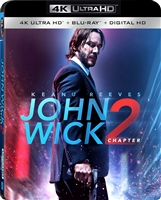 John Wick: Chapter 2 4K (BD + Digital Copy)