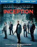 Inception (BD/DVD + Digital Copy)(Lenticular Slip)