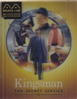 Kingsman: The Secret Service Lenticular SteelBook (Hong Kong)