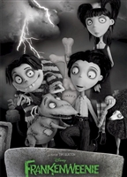 Frankenweenie HD Digital Copy Code (VUDU/iTunes/GooglePlay)
