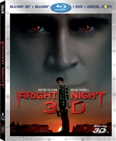 Fright Night 3D (2011)(Lenticular Slip)