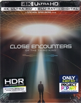Close Encounters of the Third Kind 4K POP Art SteelBook (BD + Digital Copy)(Exclusive)