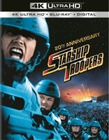Starship Troopers 4K (BD + Digital Copy)