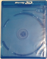 Empty 2-Disc 3D Logo Viva Elite Blu-ray Case (12.5mm)