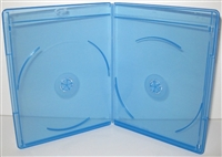 Empty 2-Disc Slim Eco Viva Elite Blu-ray Case (5mm)