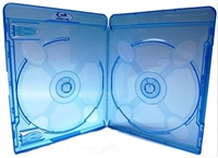Empty 2-Disc Vortex Eco Lite Blu-ray Case (11mm)