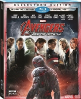 Avengers: Age of Ultron 3D (Slip)