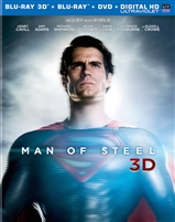 Man of Steel 3D (Lenticular Slip)