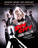 Sin City: A Dame to Kill For 3D (BD/DVD + Digital Copy)