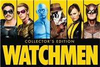 Watchmen: The Ultimate Cut w/ Graphic Novel (DigiPack)(BD + Digital Copy)