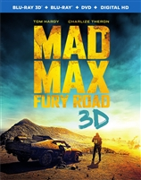 Mad Max: Fury Road 3D (Lenticular Slip)