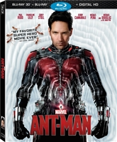 Ant-Man 3D (BD + Digital Copy)