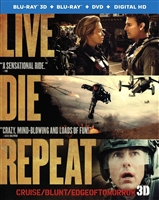 Edge of Tomorrow 3D (Lenticular Slip)