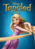 Tangled HD Digital Copy Code (VUDU/iTunes/GooglePlay)