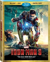 Iron Man 3 (BD/DVD + Digital Copy)