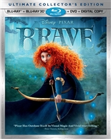 Brave 3D (BD/DVD + Digital Copy)