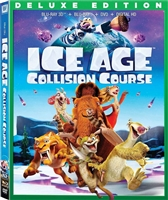 Ice Age: Collision Course 3D (BD/DVD + Digital Copy)