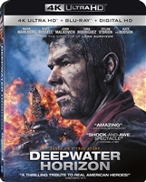 Deepwater Horizon 4K (BD/DVD + Digital Copy)